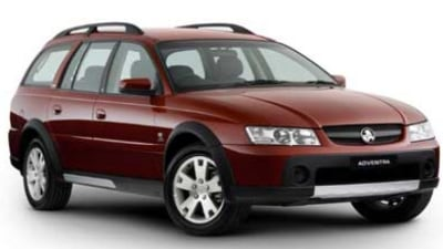 Holden Adventra CX6