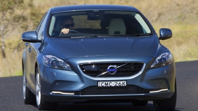Volvo V40 Launched In Australia