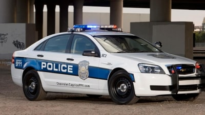 Chevrolet Caprice Police Patrol Vehicle Confirmed, To Be Built In Australia