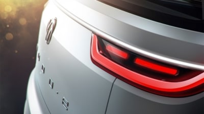 Volkswagen Teases BUDD.e Name For New Microbus Concept