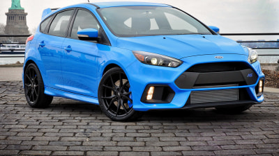Ford Focus RS - Priced From $50,990 For Australia