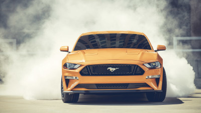 Ford Teases Shelby Cobra Mustang