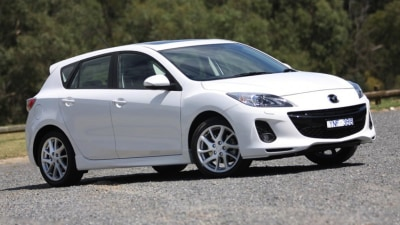 2012 Mazda3 SP25 Manual Hatch Review