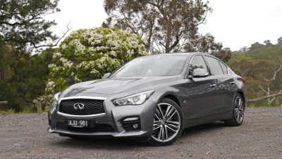 2017 Infiniti Q50 3.0t S Premium Review | Big Value , Big Performance, But A Certain Something Missing