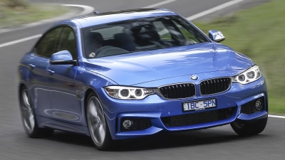 2014 BMW 4 Series Gran Coupe: Price And Features For Australia