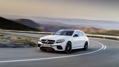 2017 Mercedes-AMG E63 Estate Revealed Ahead Of Geneva Debut