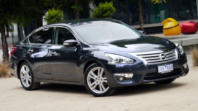 """Nissan Altima To Get """"Significant"""" Facelift For 2016"""