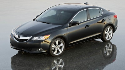Acura ILX Sedan, RDX SUV Revealed In Chicago