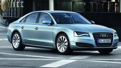 2012 Audi A8 Hybrid Revealed