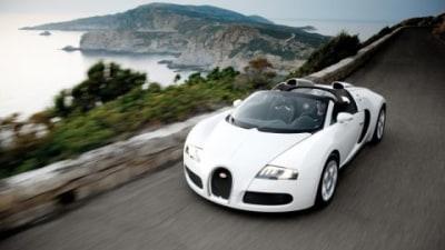 Bugatti Veyron 16.4 Grand Sport Officially Revealed