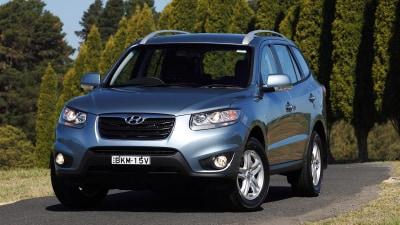2010 Hyundai Santa Fe First Drive Review