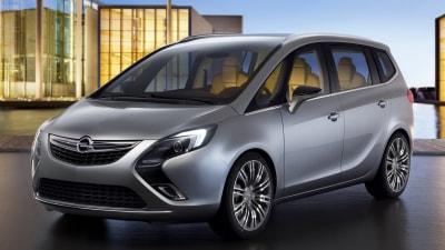 2012 Opel Zafira Concept Hints At Production Future