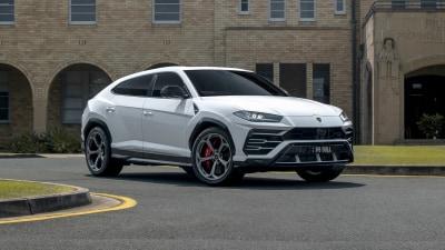 2019 Lamborghini Urus recalled