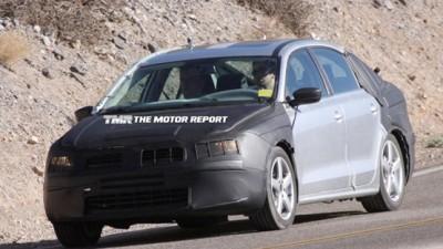 2011 Volkswagen Jetta Confirmed: Report