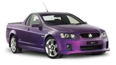 Holden Ute will be no El Camino