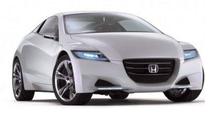 Honda Confirms CR-Z and Fit Hybrid For 2010 Sales Debut, Australia In 2011
