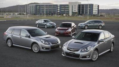 Subaru Australia Recalling CVT-Equipped 2010 Liberty And Outback