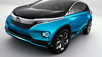 Honda Vision XS-1 Concept Revealed