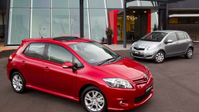 Toyota Corolla And Yaris Cut Prices, Gain New Features