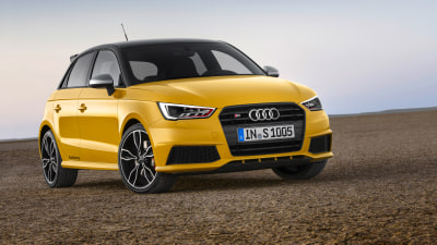 The sweet spot: Audi A1 Sportback