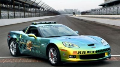 Corvette Racing now E85 ethanol powered