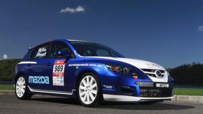Mazda3 MPS Targa Tassie Devils unveiled