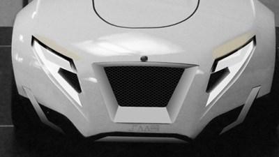 Saab Fashionista Concept: Volt Hybrid Platform Re-imagined