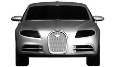 Bugatti Galibier 16C Sport Sedan Trademark Application