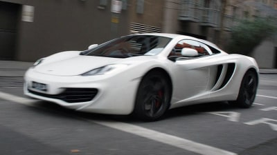 2012 McLaren MP4-12C Review