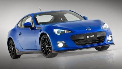 Subaru BRZ S Sport Pack Now On Sale In Australia