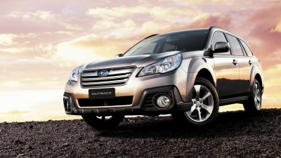 Subaru Updates Outback, Drops Price By Up To $4000
