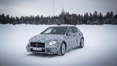 New Mercedes-Benz A-Class Revealed