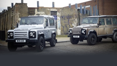 Land Rover Defender LWB May Continue In Current Form: Report
