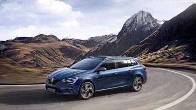 Renault Megane Sport Tourer (Wagon) To Arrive Next Year | Revealed At Geneva Motor Show