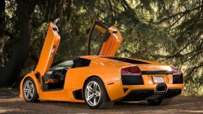 Last Murcielago to be lightweight and RWD