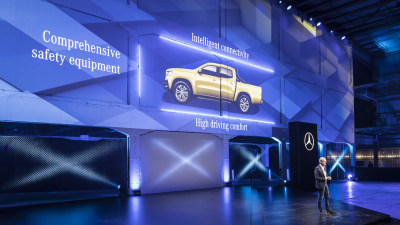 What's In A Name? Why X Marks The Spot For Mercedes' New Ute