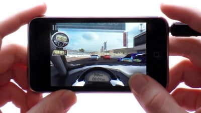 iPhone Racing: Firemint's Real Racing And RedLynx's DrawRace
