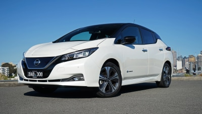 2020 Nissan Leaf recalled for gear shifter problem