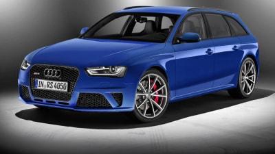 Audi RS 4 Avant Nogaro: Five Secured For Australia