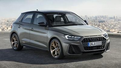 Audi A1 revealed overseas
