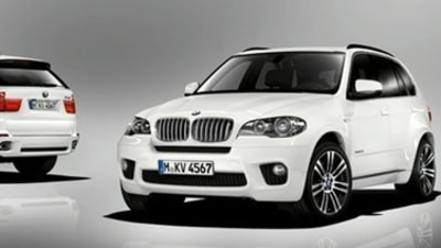 2011 BMW X5 M Sport Package: First Look
