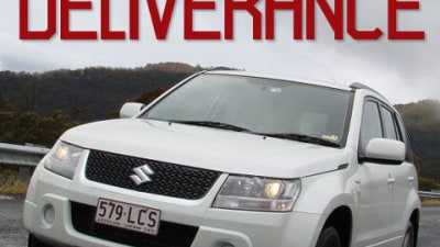 2009 Suzuki Grand Vitara 2.4 Litre Five-Door Roadtest Review