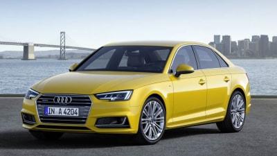 Next-Generation Audi A4 Sedan And Wagon Revealed