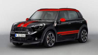 MINI Countryman JCW Revealed, Q4 Australian Launch Planned