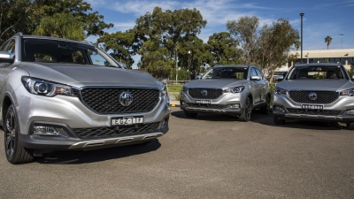 MG loans cars to health authorities for COVID-19