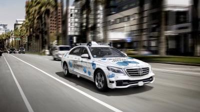 More autonomous vehicle trials for US