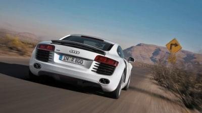 Audi prep V12 TDI diesel R8 for Detroit