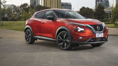 2020 Nissan Juke recalled for incorrectly-labelled jack