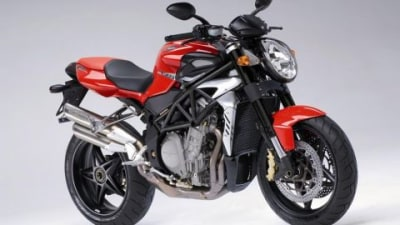 2009 MV Agusta Brutale 1078 RR And 989 R Now In Oz