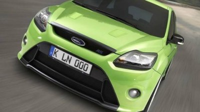 2009 Ford Focus RS - Will It Look Like This?